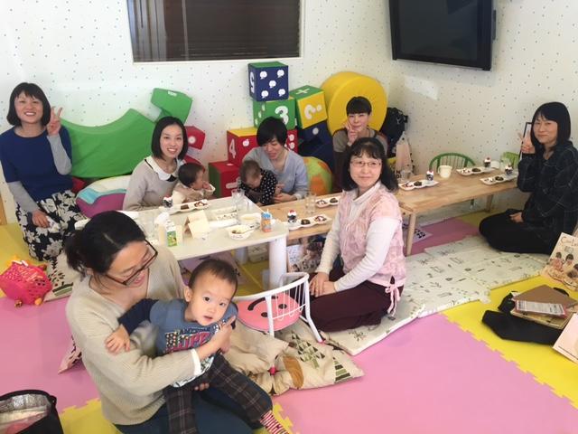 9月11日(月) ママのためのお誕生会☆8月・9月生まれのママ(伊勢崎)