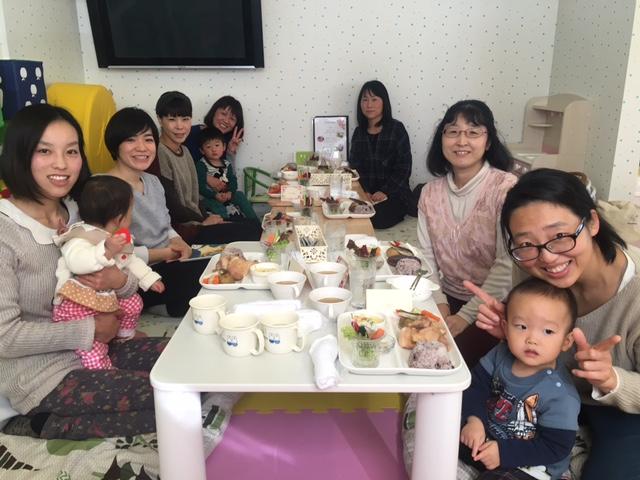 5月7日(月)ママのためのお誕生会☆4月・5月生まれのママ